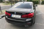 BMW 5-series back