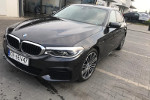 BMW 5-series front
