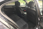 BMW 5-series interior