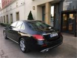 Mercedes-Benz E-class back
