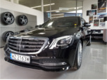 Mercedes-Benz S-class front