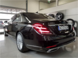 Mercedes-Benz S-class back