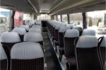Hire Scania coach interior Krakow Poland