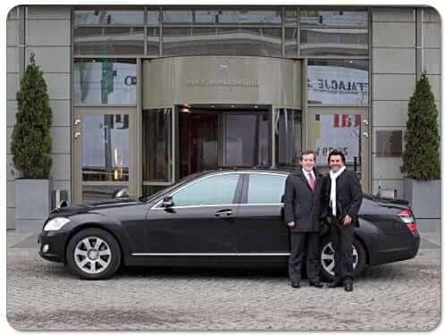 Transtour Firma Wojnarowski Thomas Anders Chauffeur Krakow Limousine Poland