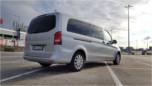 Mercedes-Benz Vito minivan back Krakow Poland
