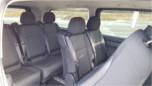 Mercedes-Benz Vito minivan interior Krakow Poland